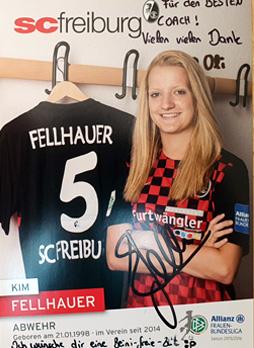 Kim Fellhauer