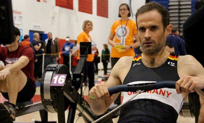 Matthias Finck - Ergometerweltmeister